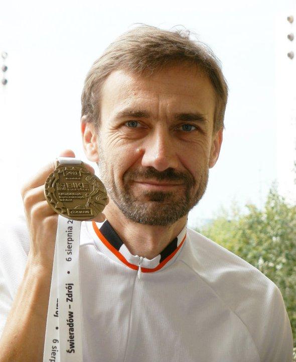 Piotr Zarzycki, medal z III miejsce